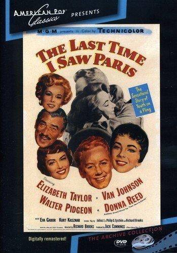 Last Time I Saw Paris (1954) [DVD]