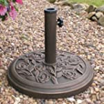 HEAVY DUTY METAL GARDEN PATTERNED PAR...