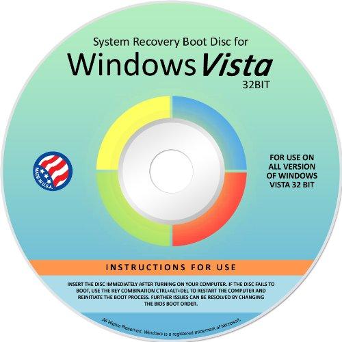 Download Windows Vista Home Premium Recovery Disc Free