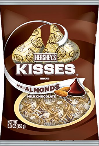 hersheys-kisses-with-almond-150g