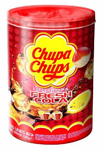 Chupa Chups Colalutscher, 1Er Pack (1 X 1.2 Kg) front-55439