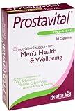 HealthAid Prostavital Capsules - 30 Capsules
