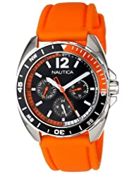 Nautica Unisex N09908G Multifunction Orange