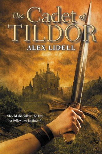 Cover of The Cadet of Tildor