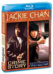 Jackie Chan: Crime Story / The Protector [Blu-ray]