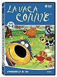 La Vaca Connie - Volúmenes 5-8 (Episodios 67 Al 130) [DVD]