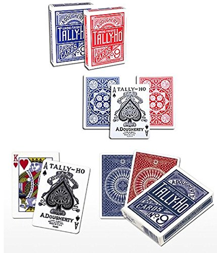 4-quattro-mazzi-di-carte-tally-ho-circle-back-e-fan-back-dorso-rosso-e-blu-mazzi-tally-ho-carte-da-g