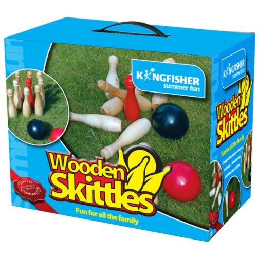 king-fisher-ga016-wooden-skittles-garden-game-set