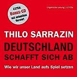 Deutschland schafft sich ab. Wie wir unser Land aufs Spiel setzen, 12 CDs (+ Bonus-CD)
