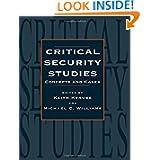 Critical Security Studies: Concepts and Strategies price comparison at Flipkart, Amazon, Crossword, Uread, Bookadda, Landmark, Homeshop18