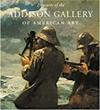 img - for Treasures of the Addison Gallery of American Art Tiny Folio book / textbook / text book