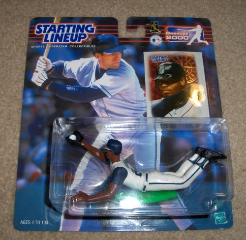 2000 Ken Griffey Jr MLB Starting Lineup Figure