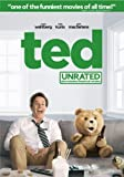 "Ted (Unrated, Also Includes Theatrical Version) ""One of the Funniest Movies of All Time!"" [DVD]"
