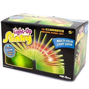 Plastic Light-Up Original Slinky