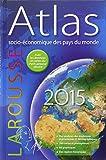 echange, troc Collectif - Atlas socio-économique des pays du monde 2015