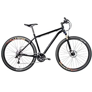 BAMF Kimura 29er Mountain Bike Black 16 inch