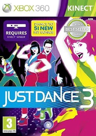Just Dance 3 - Classics (Xbox 360)
