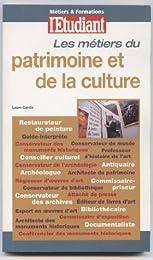 Les  métiers du patrimoine et de la culture