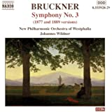 Symphonie Nr. 3 (1877+1889)