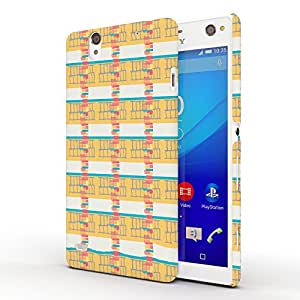 Koveru Back Cover Case for SONY XPERIA C4 - Ladders