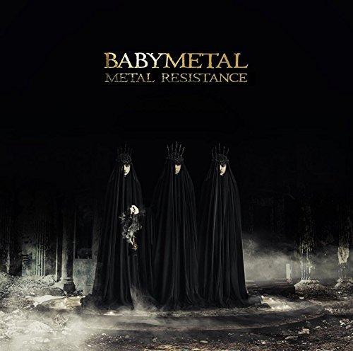 「BABYMETAL」最新アルバムが米ビルボードのアルバムランキングで39位に → 坂本九以来の快挙