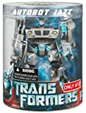 Transformers Movie Deluxe Exclusive Figure in Canister - AUTOBOT JAZZ