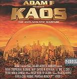Various Artists Adam F Presents Kaos - The Anti-Acoustic Warfare [VINYL]
