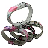 SMTSMT the Latest Design 4PC&Style 100% Anti-lost Replacement Wrist Band for Fitbit Flex Large Size