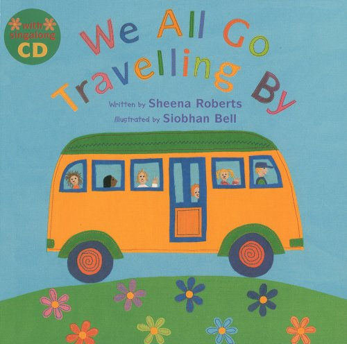 We All Go Travelling by (Book & CD)