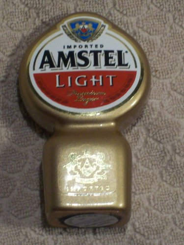 mini-amstel-light-ceramic-compact-labels-only-tap-handle-gold-with-red-white-gold-black-label-4-tall
