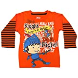 Nickelodeon Little Boys' Mike Long Sleeve Tee T-shirt