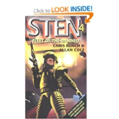 Fleet of the Damned (Sten) by Chris Bunch and Allan Cole