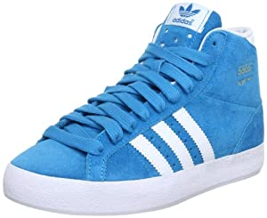 adidas Originals BASKET PROFI W Q23190, Damen Sneaker, Türkis (TURQUOISE / RUNNING WHITE FTW / METALLIC GOLD), EU 42 2/3 (UK 8.5) (US 10)