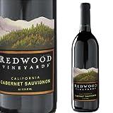 【夏季冷蔵品】【お酒】 レッドウッド カベルネソーヴィニヨン(赤) 750ml [REDWOOD VINEYARDS CALIFORNIA CABERNET SAUVIGNON]