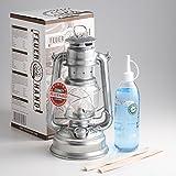 Feuer Hand Lantern ハリケーンランタン ドイツ製 芯2本付+天然ハーブ゛ 防虫オイル300ml正規品 FeuerHand Lanterns 276 ETERNITY