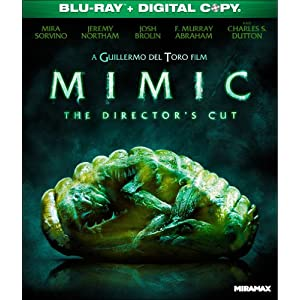 Click to buy Scariest Movies of All Time: Mimic from Amazon!