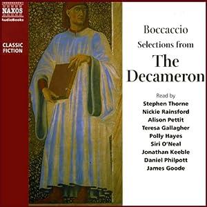 Selections from The Decameron | [Giovanni Boccaccio]