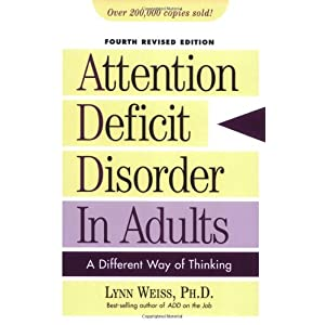 Adult attention deficit disorder treatment