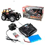 Remote Control Hummer Jeep Toy RC Army Military 4x4 Indoor Outdoor Musical Kids. IGN Fast Shipping