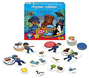 Orchard Toys Rhyme Robber (Assorted Colours)