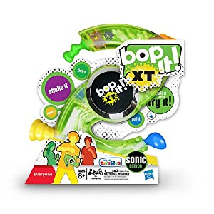 Amazon.com: Bop It XT Sonic: Toys & Games