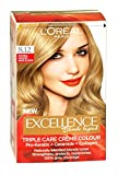 3 x Loreal Excellence Blonde Legend Creme Colour 8.12 Natural Frosted Beige Blonde