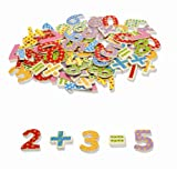 Branching Out Magnetic Numbers (100-Pieces)