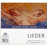 Karg-Ehlert: Lieder (Auswahl)
