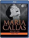La Callas Toujours... Paris 1958 [Blu...