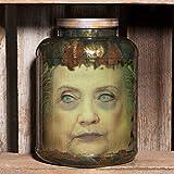 "Hillary Clinton - Presidential Candidate Head in Jar - ""Killary"""