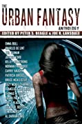 The Urban Fantasy Anthology by Peter S. Beagle cover image