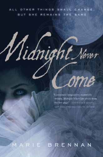 Image of Midnight Never Come (The Onyx Court, Book 1)