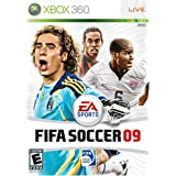 FIFA Soccer 09 - Xbox 360 ~ Electronic Arts