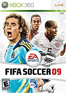FIFA Soccer 09 - Xbox 360